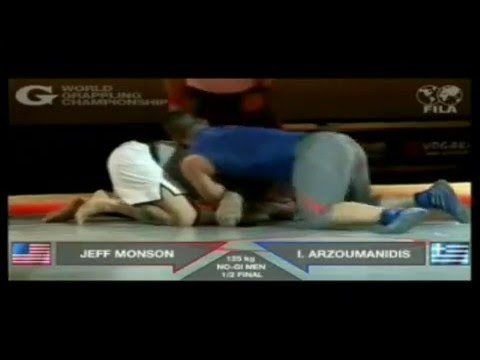 Arzoumanidis I. World Grappling FILA (Highlight) Image 1