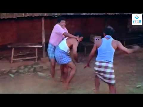 Rajan P Dev Best fight scene ||  Amina Tailors
