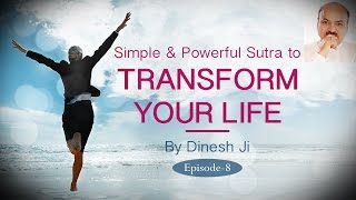 Simple & Powerful Way to Transform Your Life | Career Guidance | Make Life Beautiful | Dinesh Kumar
