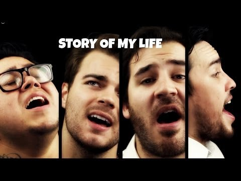 One Direction - Story Of My Life (cover) video