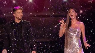 Download Lagu Nicole Scherzinger - Purple Rain ft. Matt Terry | Live The Final  - X Factor UK 2016 HD Gratis STAFABAND