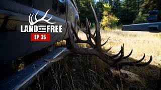 LAST DAY with goHUNT in WYOMING - EP 35 - LAND OF THE FREE 2.0