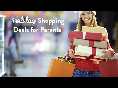 Best Black Friday Deals for Parents!
