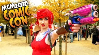 MCM London Comic Con 2016: October :: Cosplay Music :: CMV in 4K UHD | #mcmLDN16 - Sevenblade