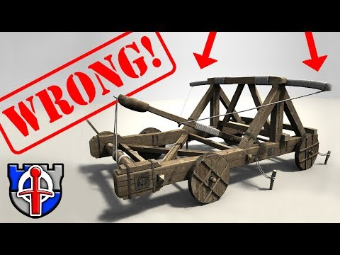 The TRUTH about medieval CATAPULTS