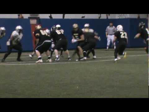 STEEL CITY OUTLAWZ FOOTBALL - JARED TD RUN