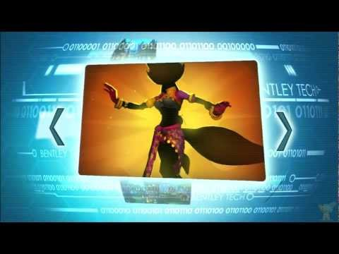 Sly Cooper: Thieves in Time - Carmelita's Belly Dance (Hubba Hubba)