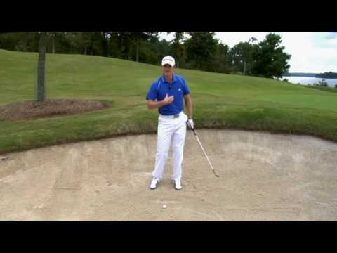 Justin Rose Sand Wedge Tip Video