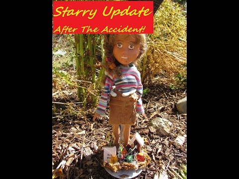 Starry Talks: UPDATE AFTER  ACCIDENT