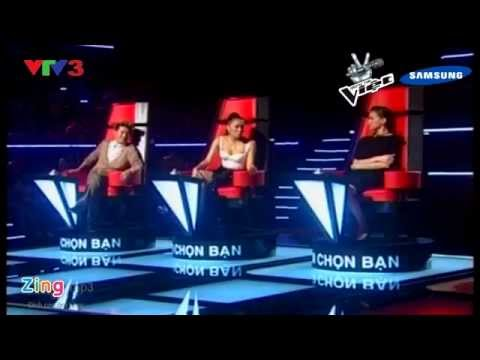 The Voice of Vietnam - Đào Bá Lộc - Criminal - Blind Auditions 1
