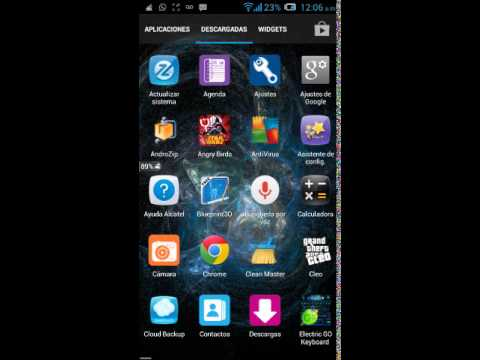 Como see root en Alcatel OneTouch Idol 6030A