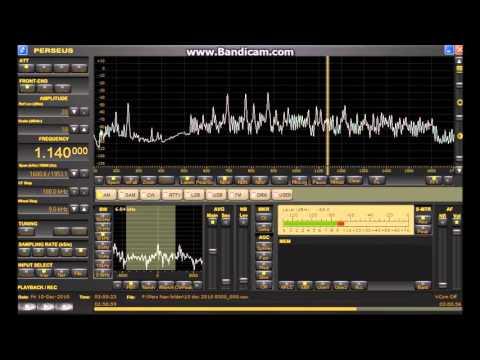 1140 Khz WQBA, Miami, FL, heard in Ireland