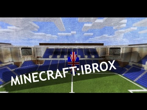 Mincraft Ibrox [DOWNLOAD LINK]