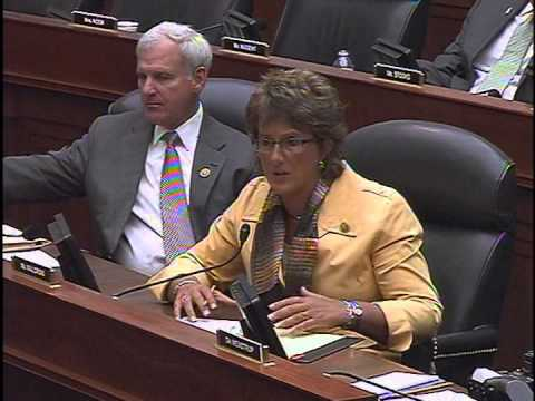 Rep. Walorski Questions Secretary of the Department of Defense Chuck Hagel