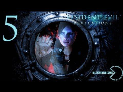 Прохождение Resident Evil Revelations / Biohazard Revelations — Эпизод 5: И снова кошмар