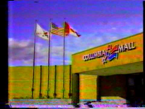 Grand Forks - Columbia Mall commercial (1980) Video