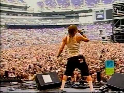 Kid Rock - American Badass (Live in Baltimore 2000)