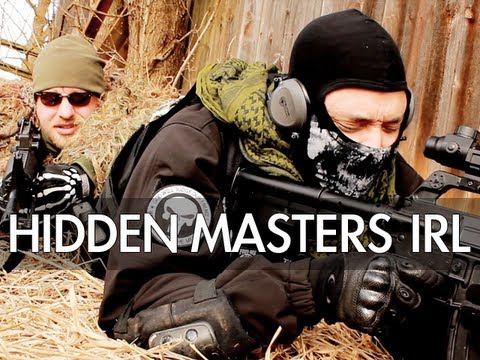 HIDDEN MASTERS IRL