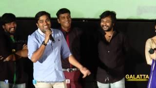 Actor Shiva at Aadama Jaichomada Audio Launch