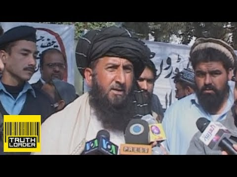 "Drone strike campaigner goes ""missing"" in Pakistan - Truthloader"