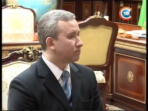 CTV.BY: Депутат Марат Жилинский возглавил Академию управления при Президенте