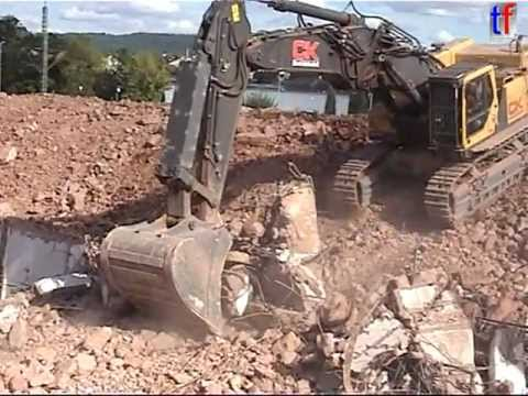 EARTHMOVING, DEMOLITION - Trailer Videoreihe