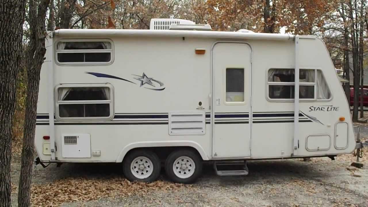 Sale Trade 2001 Starcraft 21 Star Lite Camper Travel