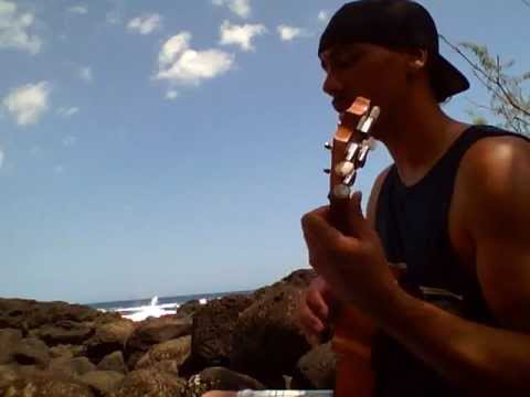 let You Go By Soja (cover) 'ukulele Chords video