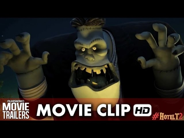 Hotel Transylvania 2 Extended Clip 'See It Again This Halloween!' (2015) HD