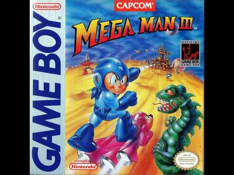 Game Boy Mega Man III Video Walkthrough