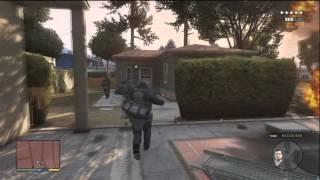 GTA V: Bank Robbery 8,000,000.00