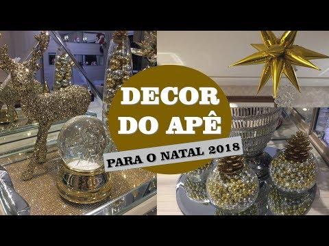DECORANDO A CASA PARA O NATAL  2018 | DICAS E SUGESTÕES
