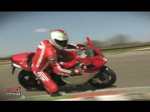 ESSAI VIDEO : MV AGUSTA F4 2010, LE PLAISIR INTERDIT ( MOTO JOURNAL )