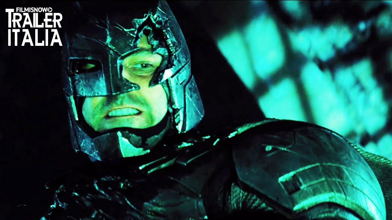Nuovo footage nell'Ultimate Edition Trailer di Batman v Superman: Dawn of Justice