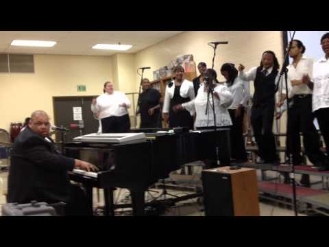 The Delgado Community College Gospel Choir