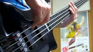 Perfect Star Perfect Style / Perfume Bass cover 弾いてみた