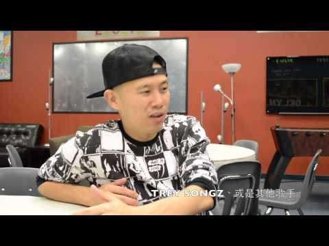 MC Jin (歐陽靖) X WESTSIDE LOVE (Taiwan) 2014 Interview 獨家訪談 Part.3