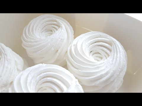 Зефир🍏самый подробный видеорецепт🍏 Marshmallow recipe