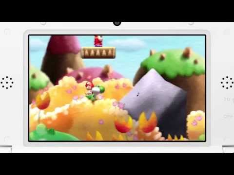 Yoshi&#039;s Island - 3DS Trailer