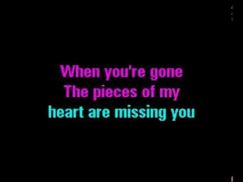 Avril Lavigne - When You're Gone  Karaoke (instrumental) - Youtube.mp4 video