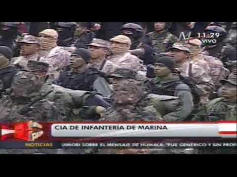 DESFILE PARADA MILITAR DEL PERÚ 29/07/2013 - 3/8
