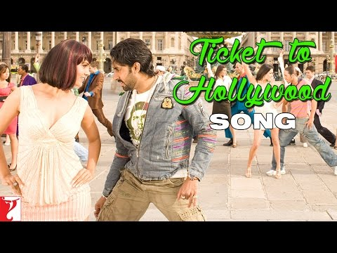 Ticket To Hollywood - Song - Jhoom Barabar Jhoom video