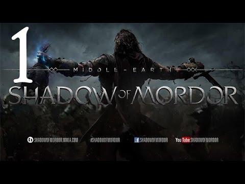 Shadow of Mordor - XBOX ONE -  PT BR -  Parte 1