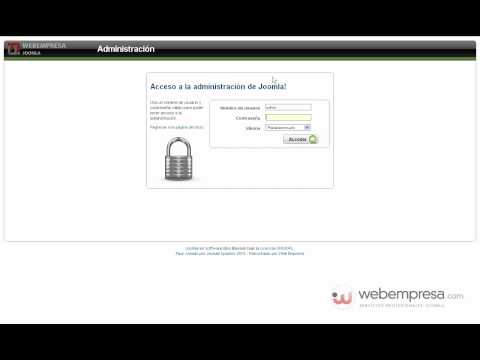 Instalación del Pack Hosting Empresa Webempresa