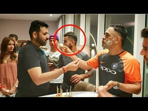 MS Dhoni Birthday Celebration!!!