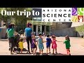 Our trip to the Arizona Science Center | Kids field trip idea