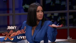 Cardi B Reveals What She'd Do if She Was the Mayor of NY