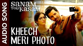 Kheech Meri Photo | Full Audio Song | Sanam Teri Kasam