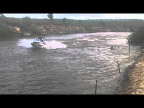 Jet ski kawasaki zxi 750