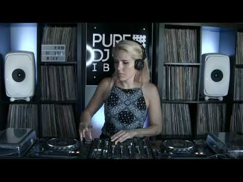 Mar Flores at Pure Ibiza Radio and Clubbing TV